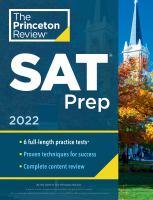 SAT prep Book cover