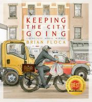 Keeping the city going Book cover