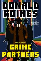 Crime partners Book cover