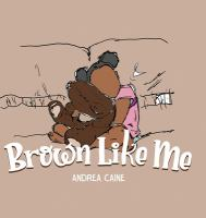 Brown like me Book cover