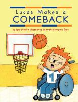 Lucas makes a comeback Book cover