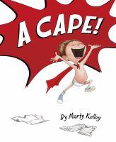 A cape! Book cover