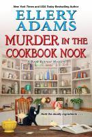 Murder in the cookbook nook Book cover