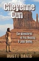 Cheyenne gun Book cover