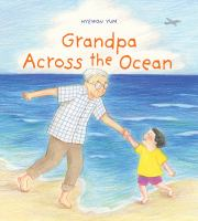 Grandpa across the ocean Book cover