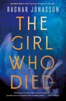 The girl who died  Cover Image