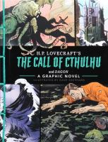 H.P. Lovecraft's The call of Cthulhu and, Dagon : a graphic novel Book cover