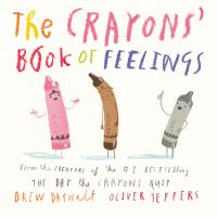 The crayons' book of feelings Book cover