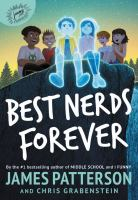 Best nerds forever Book cover