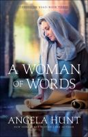 A woman of words Book cover