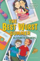 The best worst summer Book cover