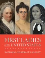 First ladies of the United States Book cover