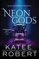Neon gods Book cover