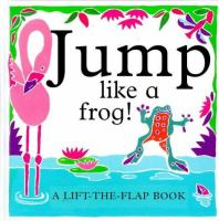 Jump like a frog! Book cover