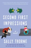 Second first impressions : a novel Book cover