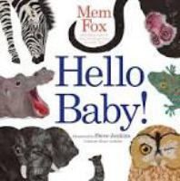 Hello, baby! = Hola bebe! Book cover