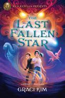 The last fallen star Book cover