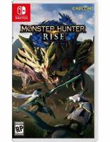 Monster Hunter: rise Book cover