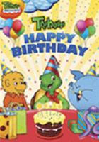 Treehouse. Happy birthday Book cover