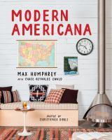 Modern Americana Book cover