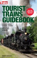 Tourist trains guidebook Book cover