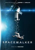 The spacewalker Book cover