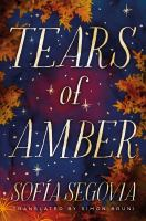 Tears of amber Book cover
