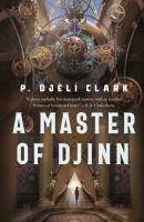 A master of djinn Book cover