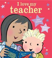 I love my teacher Book cover