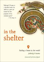 In the shelter : finding a home in the world Book cover