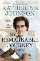 My remarkable journey : a memoir Book cover