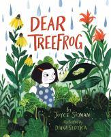 Dear treefrog Book cover