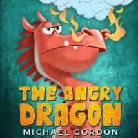 The angry dragon Book cover