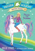 Phoebe and Shimmer Book cover