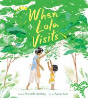 When Lola visits Book cover