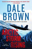 Arctic storm rising : a novel Book cover