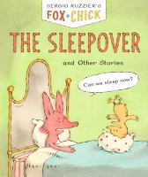 The sleepover and other stories Book cover