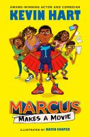 Marcus makes a movie Book cover