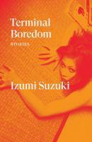 Terminal boredom : stories Book cover