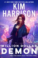 Million dollar demon Book cover