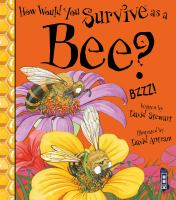 How would you survive as a bee? Book cover