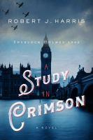A study in crimson : Sherlock Holmes 1942 Book cover