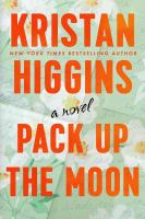 Pack up the moon Book cover