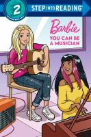 Barbie you can be a musician