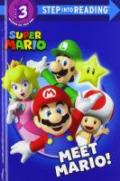 Meet Mario!  Cover Image