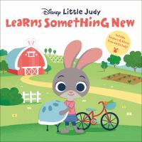 Little Judy learns something new Book cover