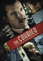 The courier Book cover