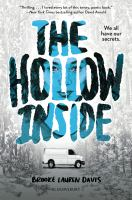 The hollow inside Book cover