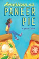 American as paneer pie Book cover