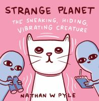 The sneaking, hiding, vibrating creature Book cover